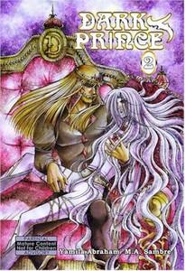 Dark Prince Graphic Novel 02