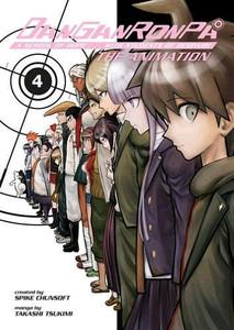Danganronpa: The Animation Graphic Novel 04