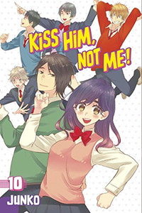 Kiss Him, Not Me Graphic Novel 10
