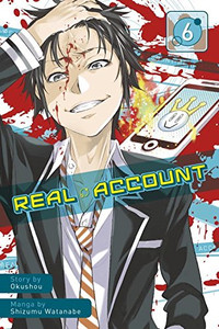 Real Account Graphic Novel 06