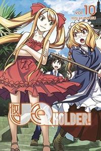 UQ Holder Graphic Novel Vol. 10