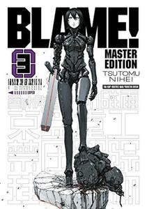 BLAME! Graphic Novel 03