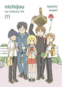 Nichijou Graphic Novel 07