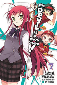 Devil Is A Part-Timer Novel 07
