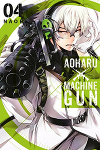 Aoharu X Machinegun Graphic Novel 04