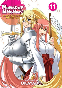 Monster Musume Graphic Novel 11