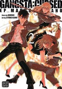 Gangsta.: Cursed - Episode: Marco Adriano Manga Vol. 02