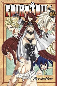 Fairy Tail Graphic Novel 60