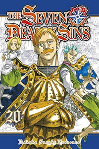 Seven Deadly Sins Graphic Novel Vol. 20