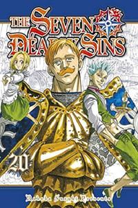 Seven Deadly Sins Graphic Novel Vol. 20