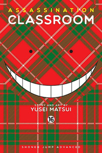 Assassination Classroom Graphic Novel 16