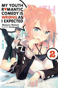 My Youth Romantic Comedy Is Wrong, As I Expected Novel 02