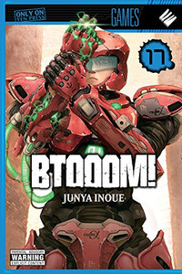 Btooom! Graphic Novel 17