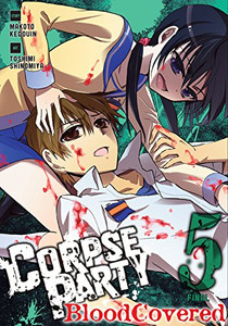 Corpse Party: Blood Covered Vol. 05