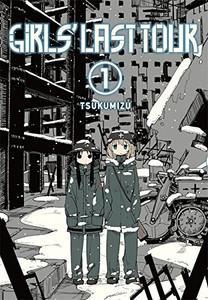 Girls' Last Tour Graphic Novel 01