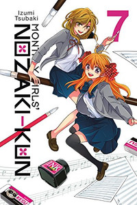 Monthly Girls' Nozaki-kun Graphic Novel 07