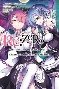 Re:ZERO -Starting Life in Another World 2 - Manga 01