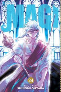 Magi The Labyrinth of Magic Graphic Novel Vol. 24