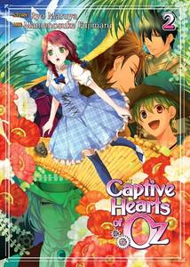 Captive Hearts of Oz Graphic Novel 02
