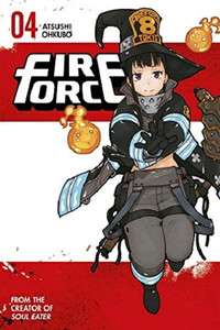 Fire Force Graphic Novel 04