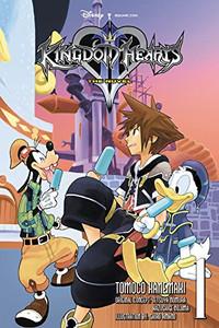 Kingdom Hearts II: The Novel 01