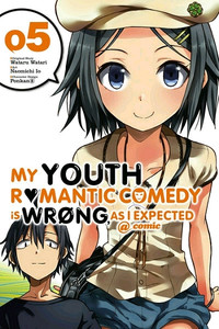 My Youth Romantic Comedy Is Wrong, As I Expected 05