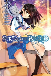Strike the Blood Graphic Novel 07