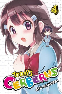 Today's Cerberus Graphic Novel 04
