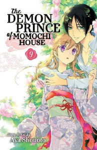 Demon Prince of Momochi House Graphic Novel Vol. 09