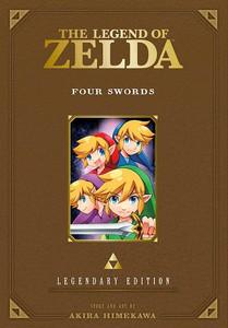 Legend of Zelda LE 05: Four Swords
