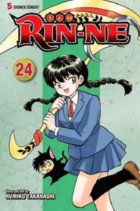 Rin-Ne Graphic Novel Vol. 24