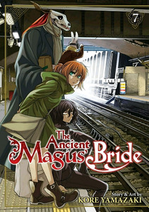 The Ancient Magus' Bride Graphic Novel 07