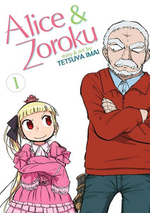 Alice & Zoroku Graphic Novel 01