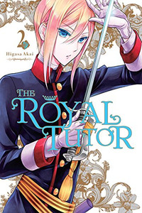 The Royal Tutor Graphic Novel 02
