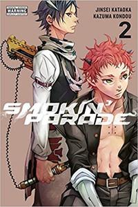 Smokin' Parade Graphic Novel 02