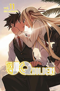 UQ Holder Graphic Novel Vol. 11