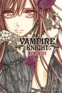 Vampire Knight Memories Graphic Novel 01