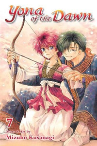 Yona of the Dawn Graphic Novel 07