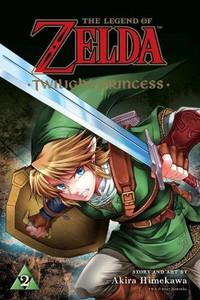 Legend of Zelda: Twilight Princess Vol. 02