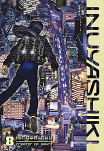 Inuyashiki Graphic Novel 08