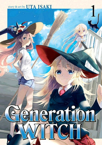 Generation Witch Graphic Novel 01