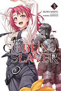 Goblin Slayer Light Novel 03