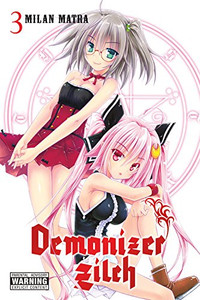 Demonizer Zilch Graphic Novel 03