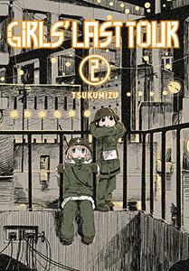 Girls' Last Tour Graphic Novel 02