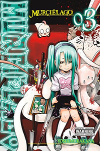 Murcielago Graphic Novel 03