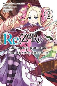 Re:Zero -Starting Life in Another World 2 - Manga 02