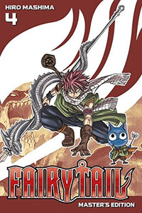 Fairy Tail Master's Edition 04