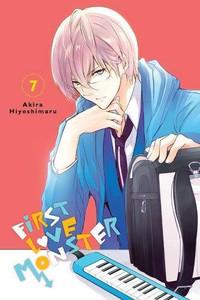 First Love Monster Graphic Novel 07