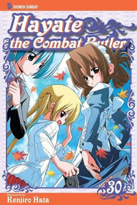 Hayate the Combat Butler Graphic Novel 30