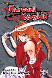 Rurouni Kenshin Omnibus Manga 01
